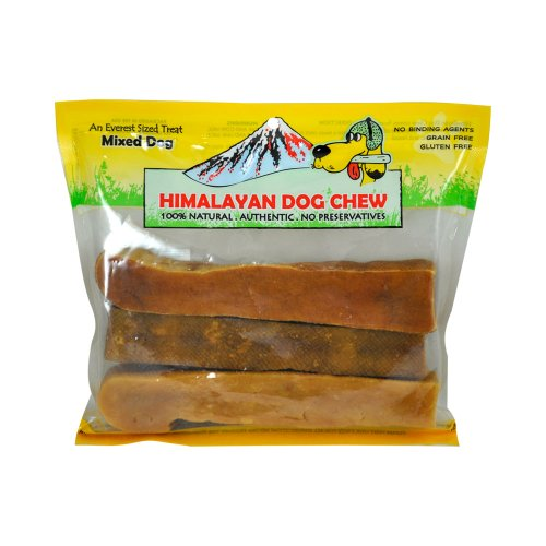 Himalayan Dog Chew Mixed Pack (11.5 oz.)