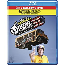 Nitro Circus: The Movie 3D [Blu-ray]
