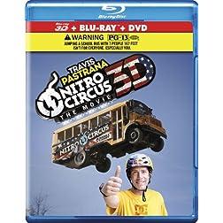 Nitro Circus: The Movie 3D [Blu-ray]