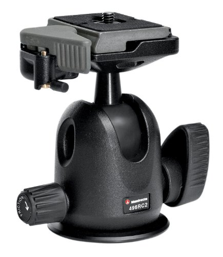 Manfrotto 496RC2 Ball Head with Friction Control