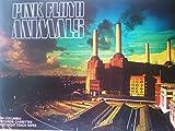 Pink Floyd, Animals Promo, 1977 - Mounted Poster