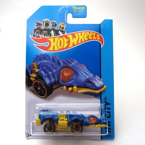 2014 Hot Wheels Treasure Hunt Hw City - Fangster