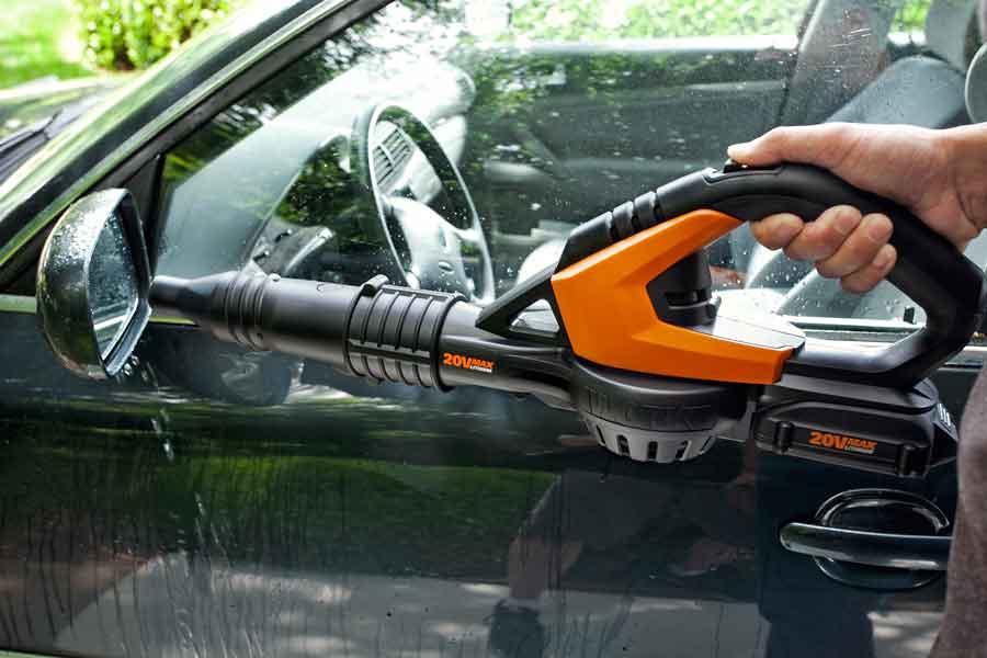 Car Air Blower To Dry : Amazon worx wg worxair lithium multi purpose