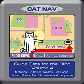 Cat Nav - Guide Cats For The Blind Vol. 4