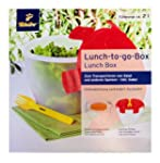 TCM Tchibo Lunch to go Box , inkl. Zu...