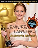 img - for Jennifer Lawrence: Burning Bright book / textbook / text book