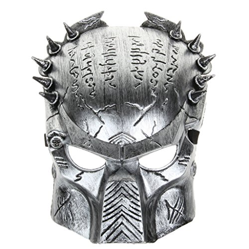 KWESOR Cool Predator Mask for Halloween Masquerade Cosplay