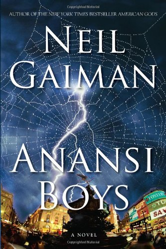 Anansi Boys: A Novel