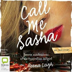 Call Me Sasha Audiobook