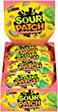 Sour Patch Soft & Chewy Candy, Watermelon, 2 oz Bags (Pack of 24)