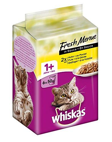 whiskas-mini-menus-katzenfutter-huhn-truthahn-und-geflugel-in-sauce-72-beutel-72-x-50-g