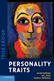 img - for Personality Traits 3rd edition by Matthews, Gerald, Deary, Ian J., Whiteman, Martha C. (2009) Hardcover book / textbook / text book