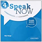 Speak Now: Level 4 Class Audio CDs