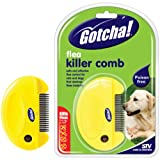 Gotcha Electric Flea Killer Comb