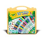 Crayola - Valigetta 32 Mini Pennarell...