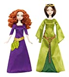 Disney/Pixar Brave Merida & Queen Elinor Doll 2-Pack