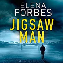 The Jigsaw Man (       UNABRIDGED) by Elena Forbes Narrated by Ric Jerrom