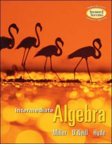 Intermediate Algebra (softcover)