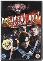 Resident Evil: Damnation [DVD] [2012]