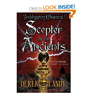 Derek Landy - Skulduggery Pleasant 1-5