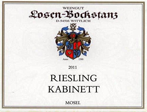 2011 Losen Bockstanz Mosel Riesling Kabinett