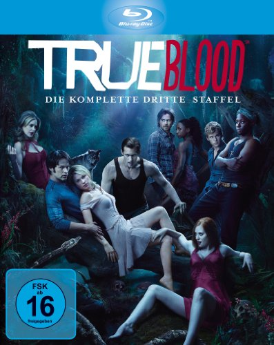 True Blood - Die komplette dritte Staffel [Blu-ray]