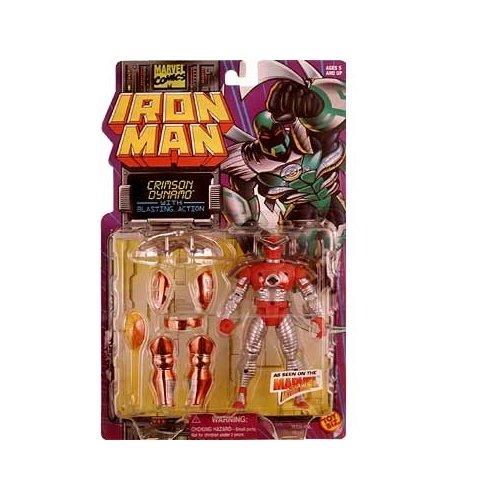Iron Man Crimson Dynamo with Blastying Action - 1