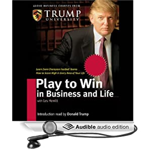 Play to Win in Business and Life: Your Playbook for Success From a