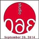 Studio 360: Alan Cumming Hosts with Cyndi Lauper & John Dugdale | Kurt Andersen