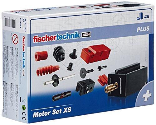 fischertechnik-505281-Motor-Set-XS