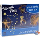 """Jeu de 42 cartes : 7 familles """"les Constellations"""""""