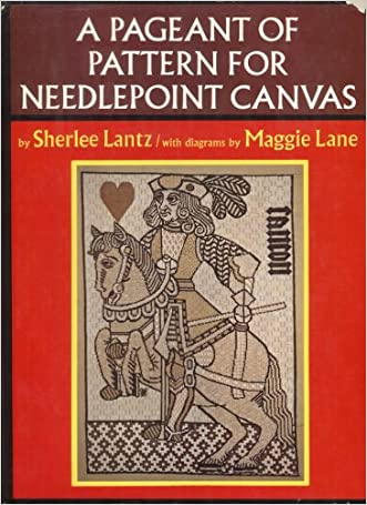 A Pageant of Pattern for Needlepoint Canvas