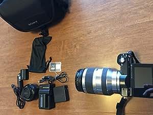 SONY 標準ズームレンズ E 18-200mm F3.5-6.3 OSS APS-C対応