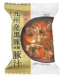一杯の贅沢 九州産黒豚使用豚汁 10.5g×10個