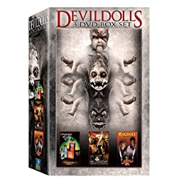 Devil Dolls 3 Disc Box Set