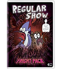 Regular Show - Fright Pack 4