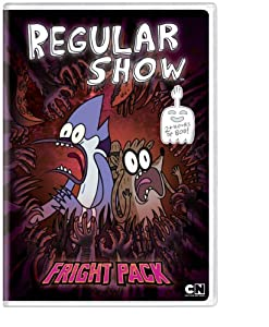 Cartoon Network: Regular Show - Fright Pack (Vol. 4)