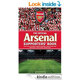 The Official Arsenal Supporters Book