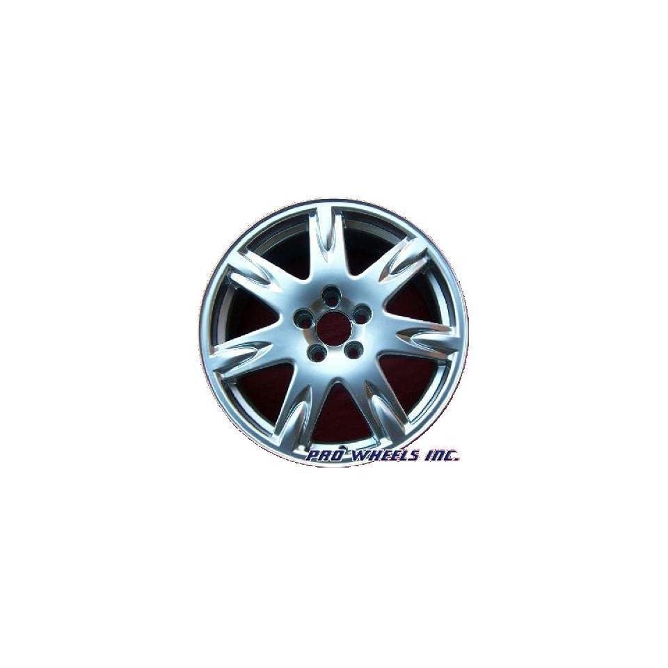 Volvo 70 Series S60 S80 V70 17X7.5 Hyper Silver Factory Wheel Rim 70253