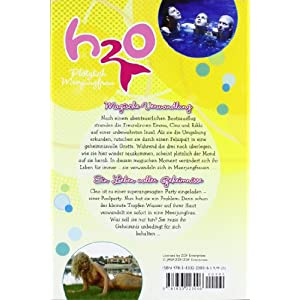 H2O - Plötzlich Meerjungfrau: Das Abenteuer beginnt. Doppelband (Bd. 1: Magische Verwandlung / Bd.