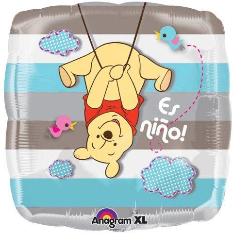 18 Inch Winnie The Pooh Es Nino Balloon