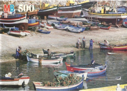 Sesimbra Setubal Area, Portugal 500pc Jigsaw Puzzle