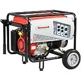 Honeywell 6036 5,500 Watt 389cc OHV Portable Gas Powered Generator