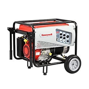 Honeywell 6036 – 5500 Watt Portable Generator Review