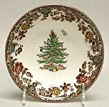 Spode Christmas Tree Grove Coupe Cereal Bowl, Fine China Dinnerware