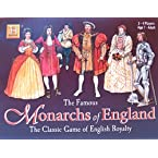 Monarchs of England Game