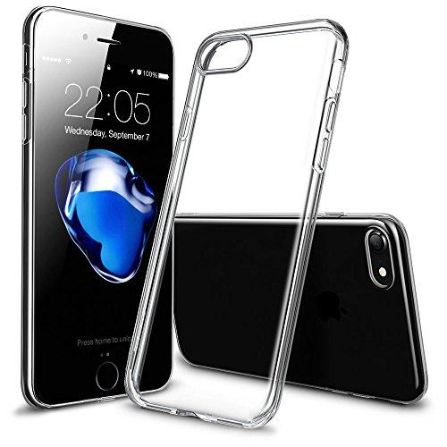 iPhone 7 Funda, ESR Carcasa iPhone 7 Case Cover Silicona Suave Funda para Apple iPhone 7 4.7