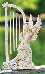 Angel Harp Windchime
