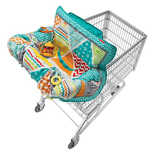 Sale!! Infantino Compact Cart Cover, Teal