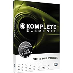 Native Instruments Komplete Elements Software (Standard)
